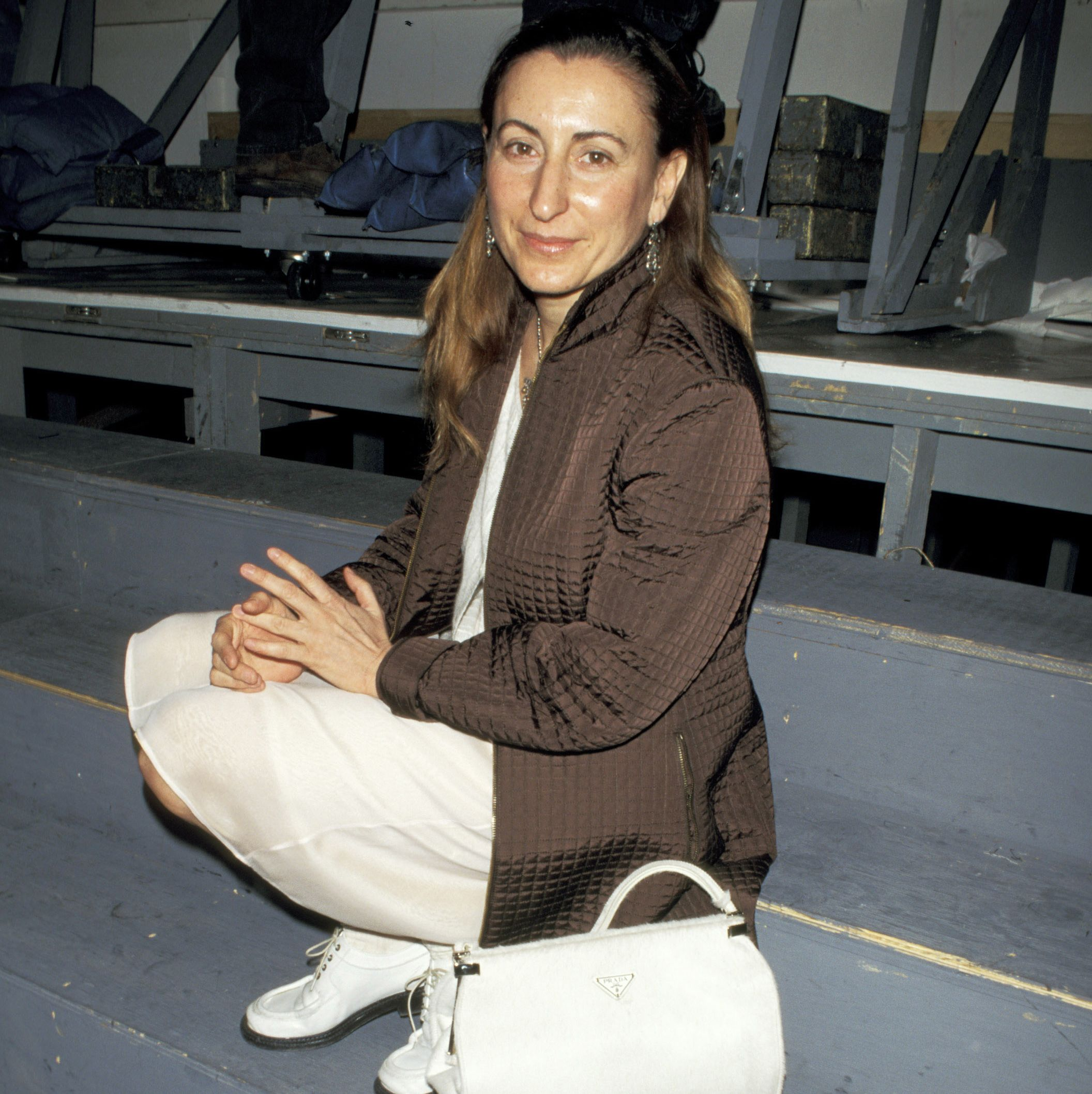 Rare Photos of Miuccia Prada