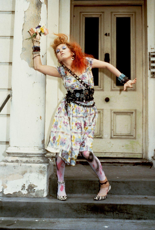 Ladies 80s style clothing