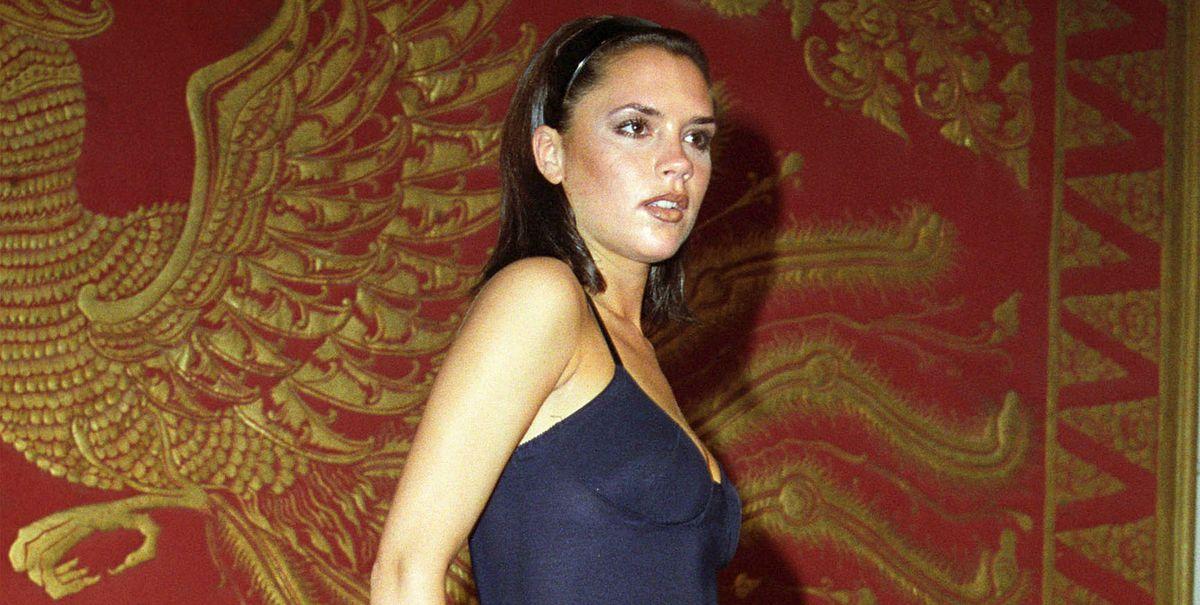 ca5f7ffda Victoria Beckham's Fake Gucci Dress – The Importance of Victoria Beckham's  Little Black 'Gucci' Dress