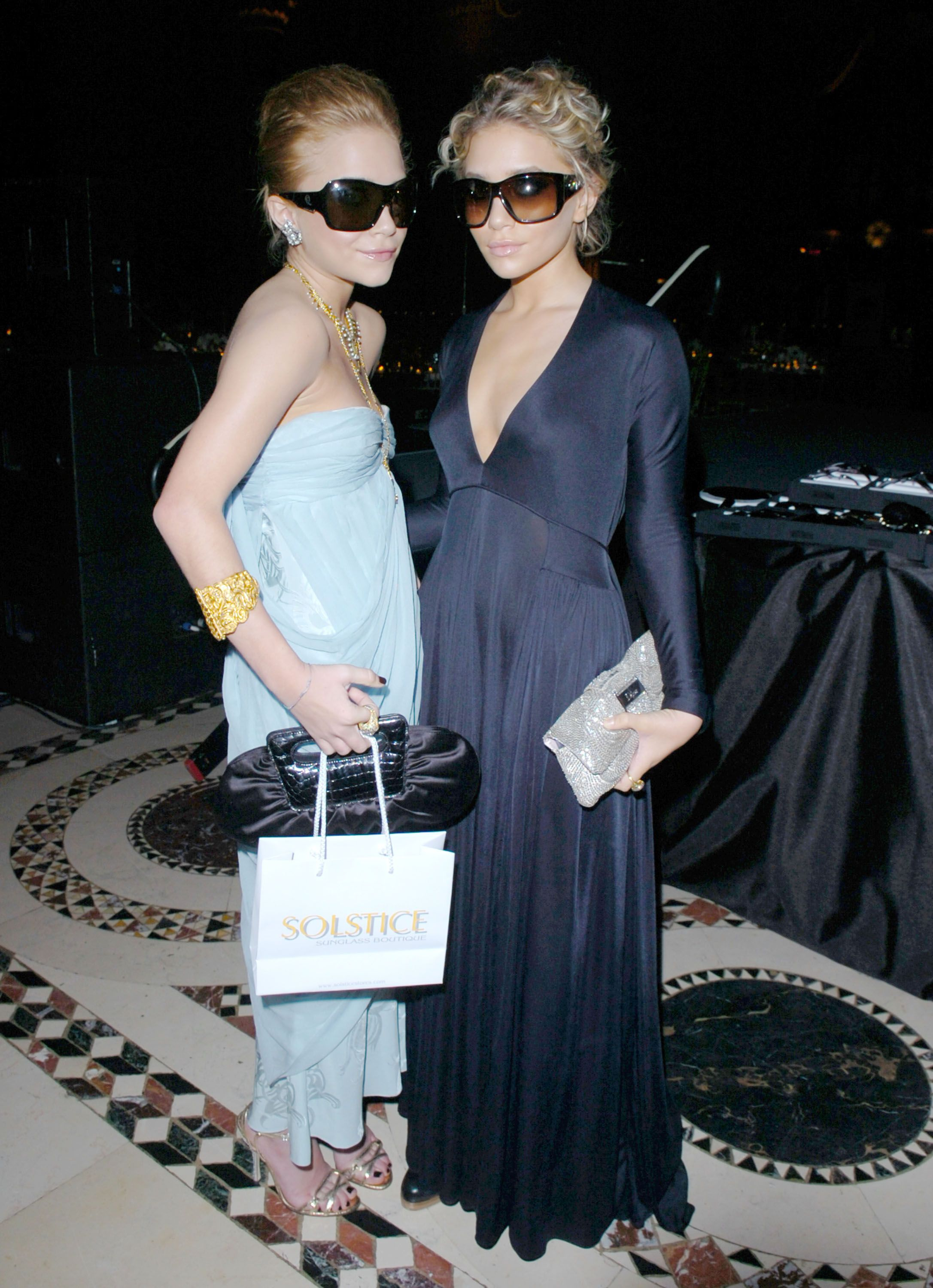 Solstice Sunglass Boutique and Safilo USA at The 9th Annual ACE Awards