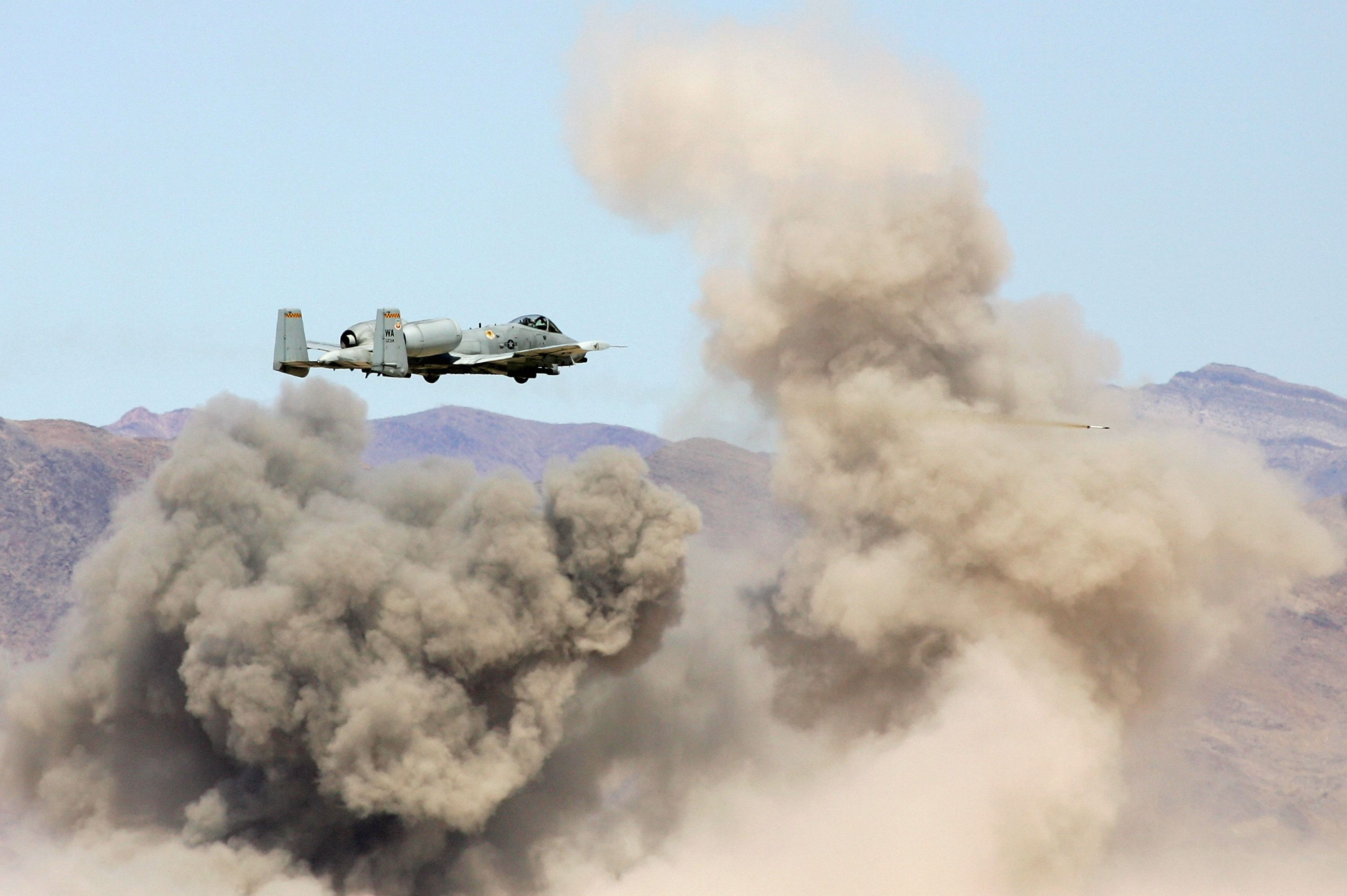 The Long Awaited A-10 vs. F-35 Flyoff Is Off to a Sketchy Start