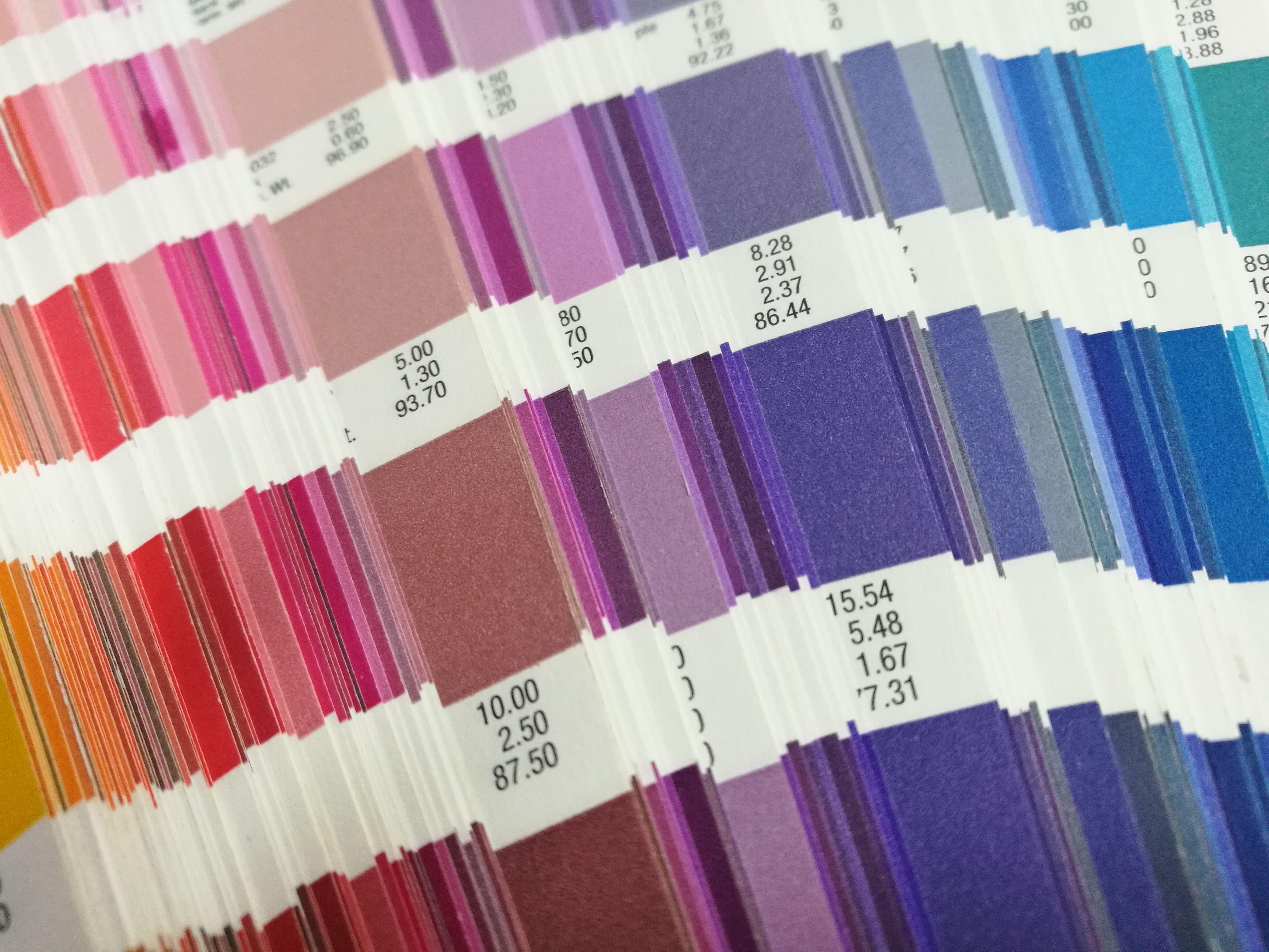 La storia del Colore dell'Anno Pantone potrebbe presto finire qui?