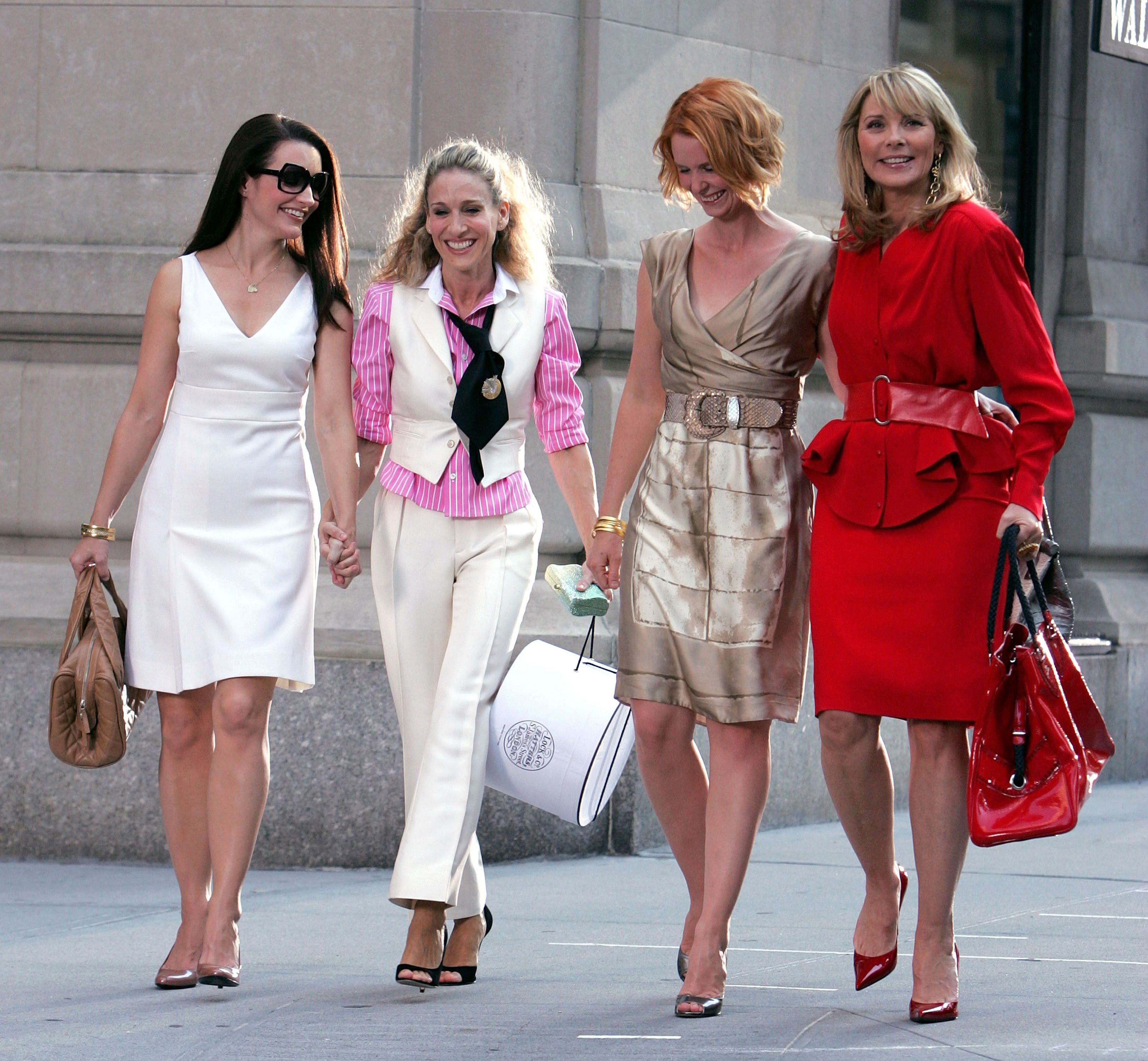 Cast of sex in the city movie