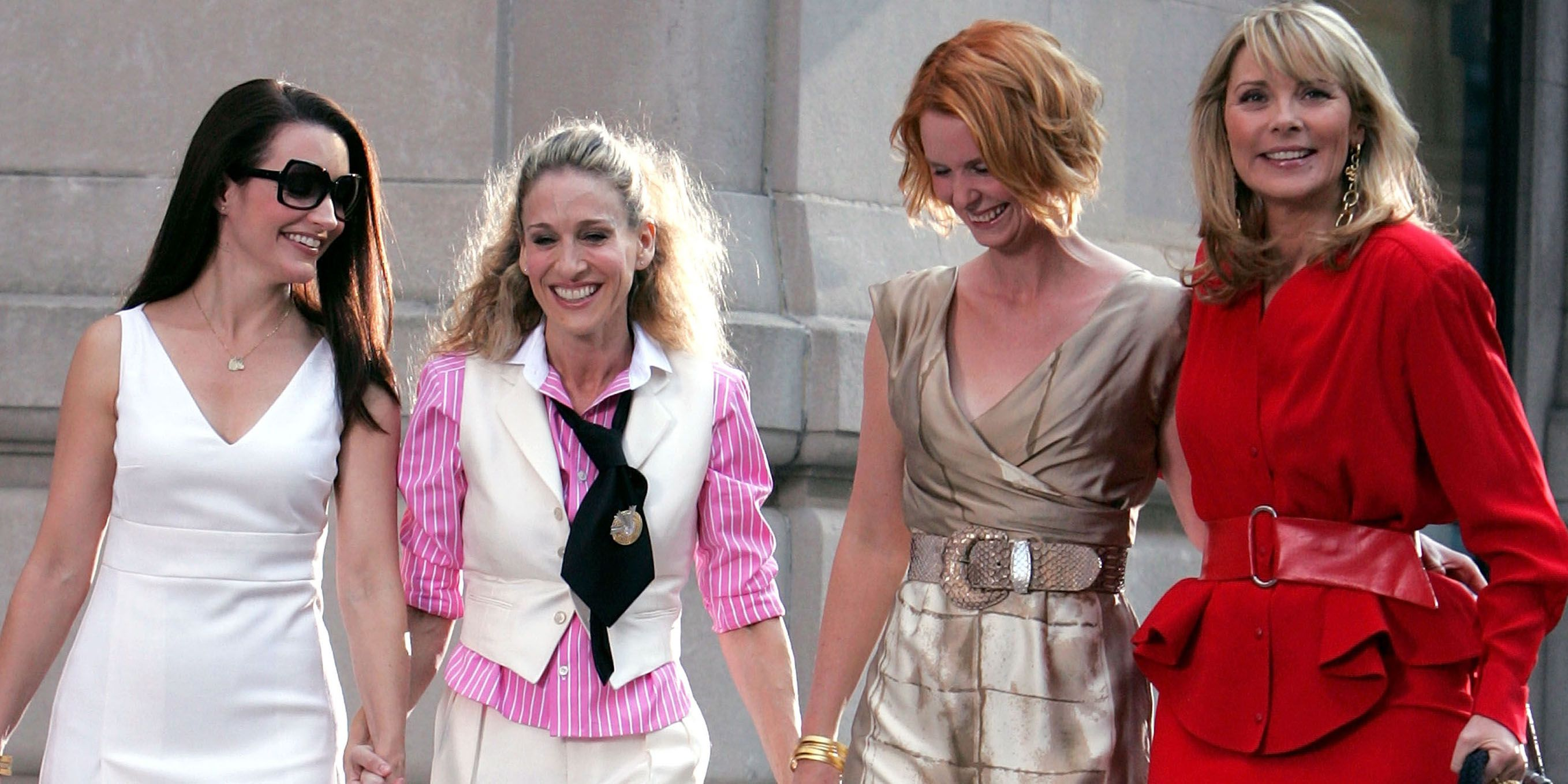 Sex And The Citys Kristin Davis Reignites The Casts Feud With Kim Cattrall And We