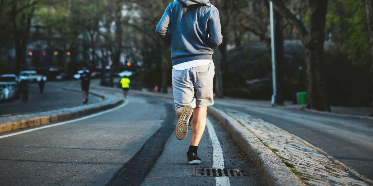 How a Pandemic Forced Me to Start Running