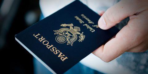 Identity document, Passport, United states passport,