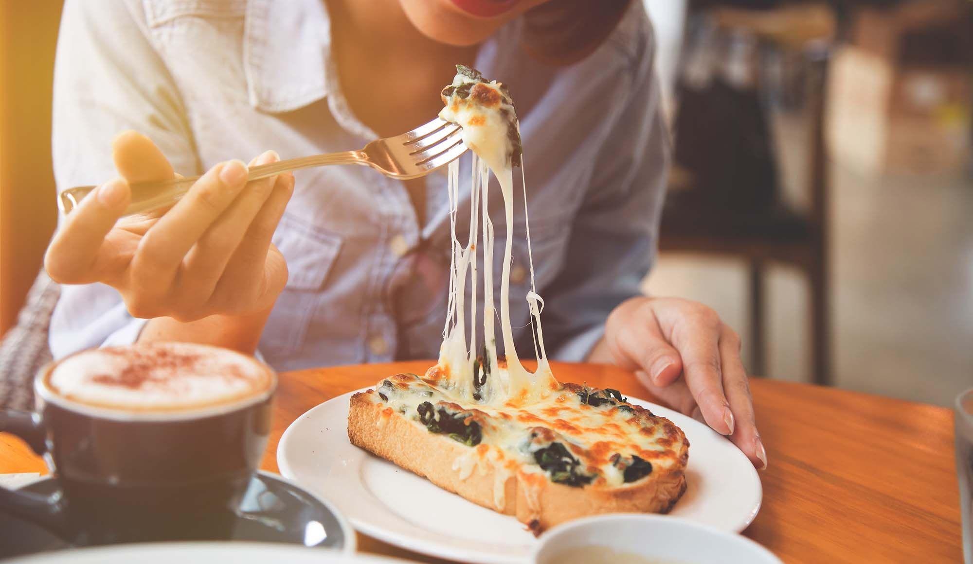 P R: Comer rápido aumenta el riesgo de sobrepeso