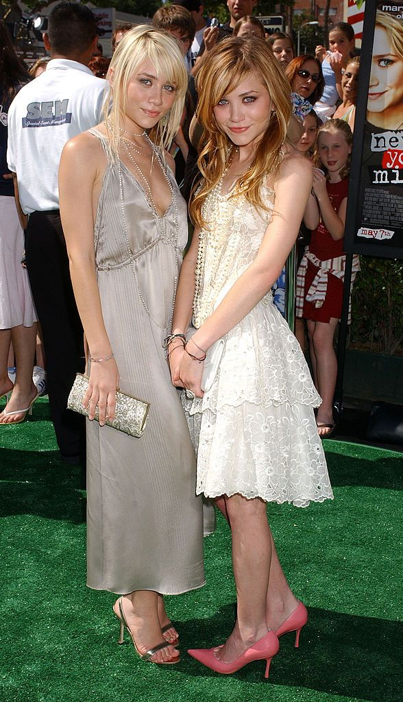 Mary-Kate and Ashley Olsen's Fashion Evolution From 1995 to Now