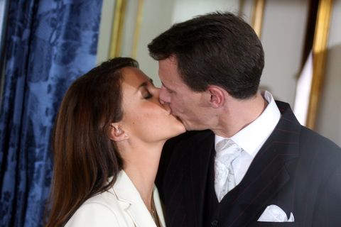 Prince Joachim Of Denmark Announces His Engagement to Marie Cavallier