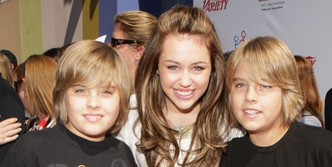 Miley Cyrus, Disney Channel couples