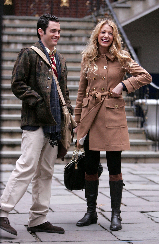Gossip Girl acteurs dating Real Life Scorpio dating weegschaal