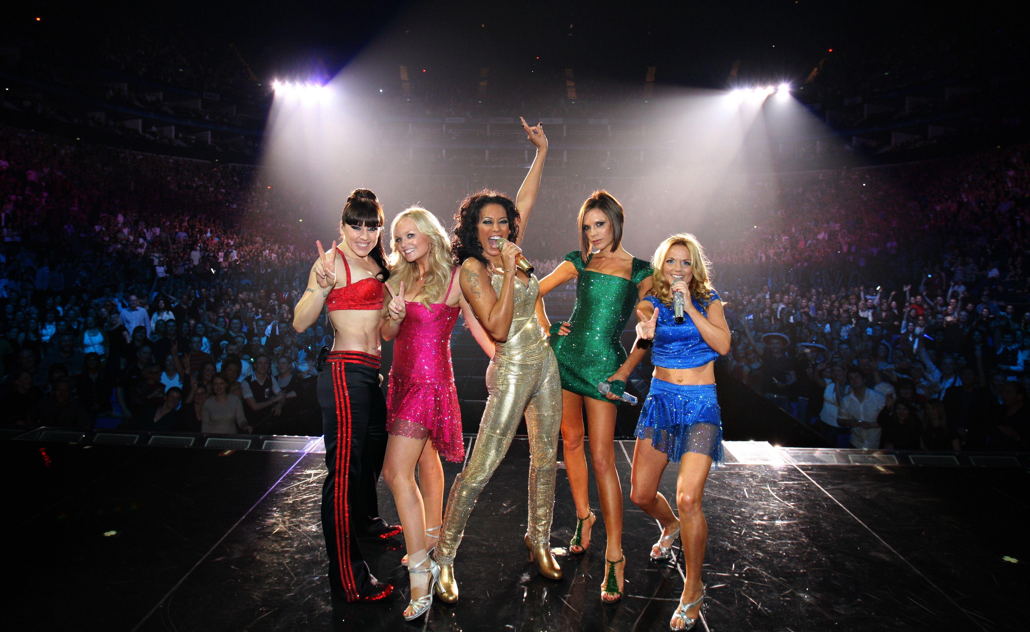 Le Spice Girls hanno grandi progetti per celebrare il loro 25esimo anniversario