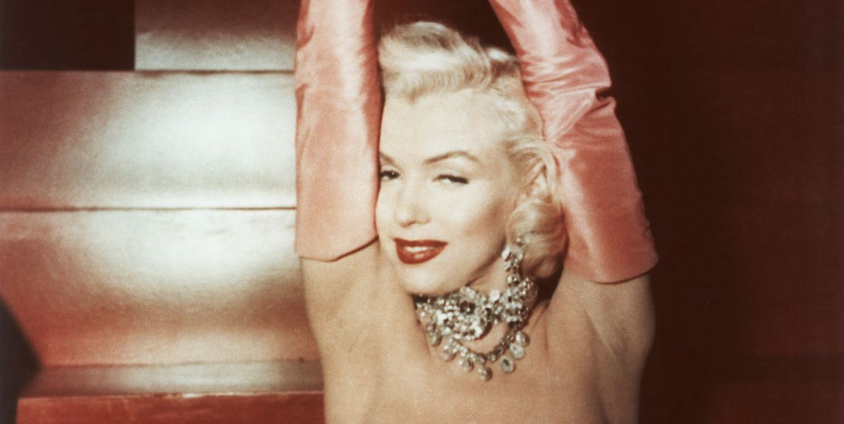 How Marilyn Monroe Made Diamonds Famous