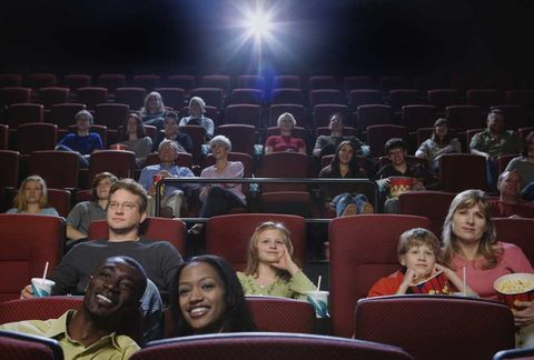 Audience, People, Crowd, Convention, Event, Auditorium, Movie theater, Night, Public speaking, Student,