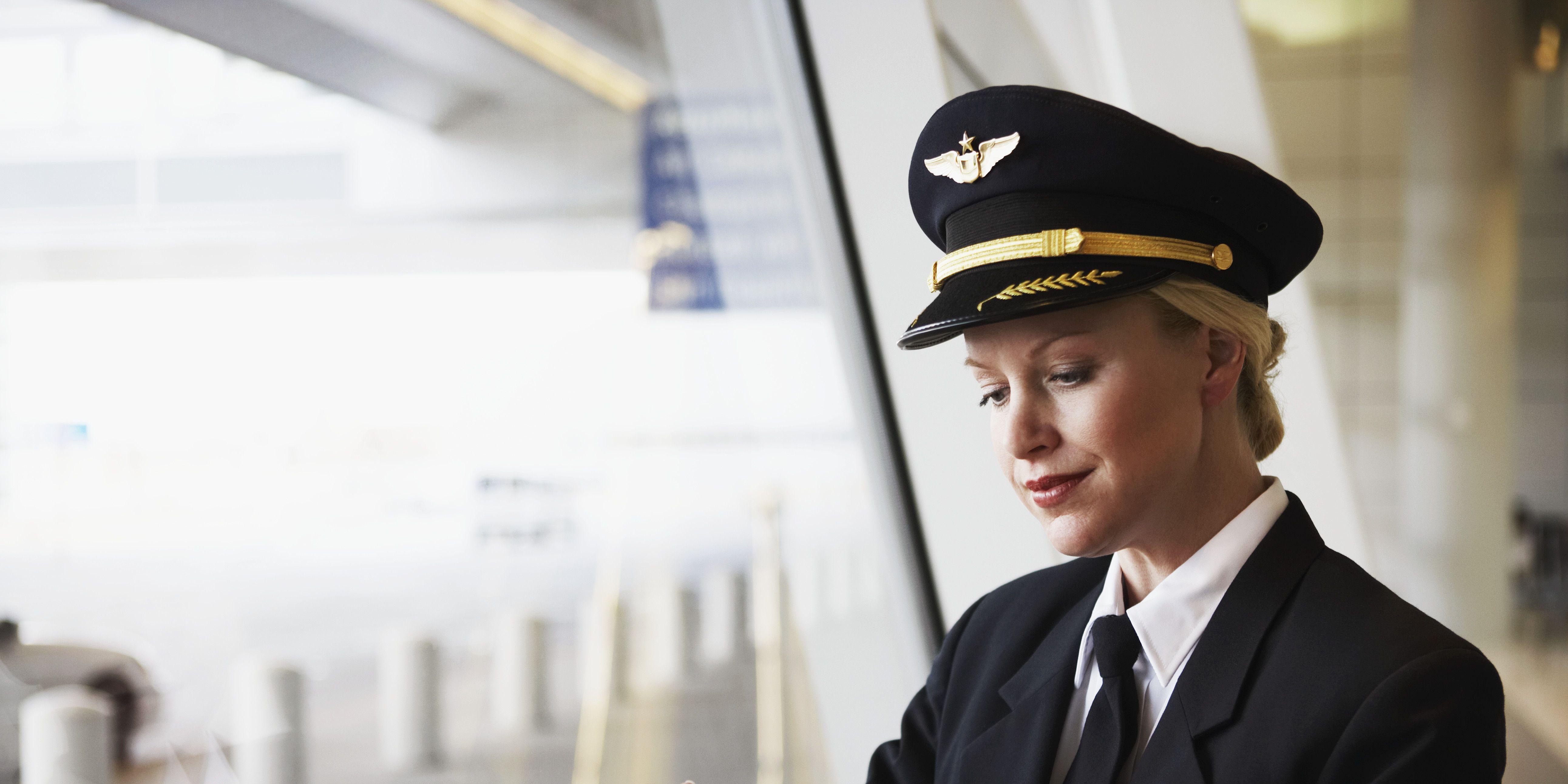 'How I got my job as a pilot'