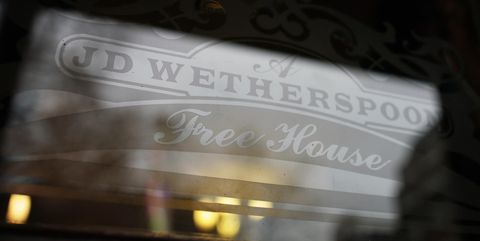 Hang on, do Wetherspoons pubs have a dress code?