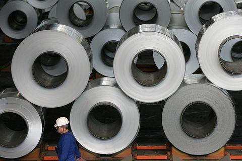 Alcoa Aluminum Factory