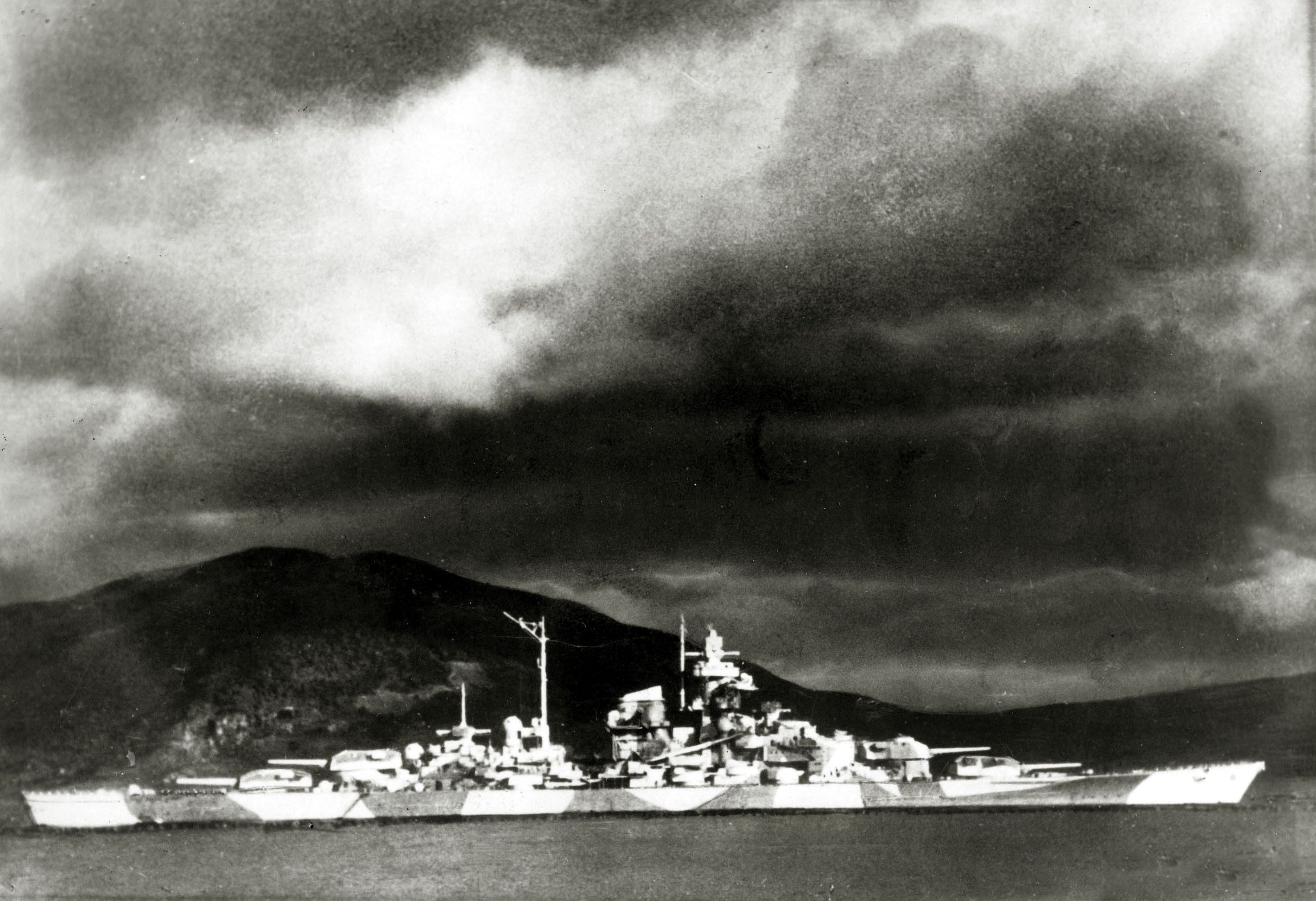 How the Nazis' Largest Battleship Is Still Affecting Norway