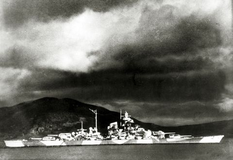 How the Nazis' Largest Battleship Is Still Affecting Norway Today