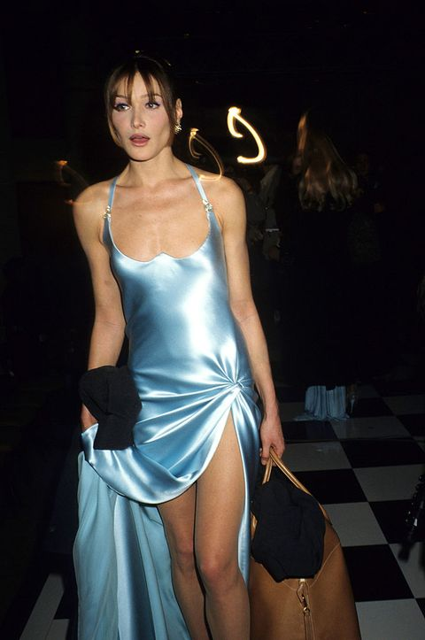Carla Bruni Sarkozy S Greatest Style Moments