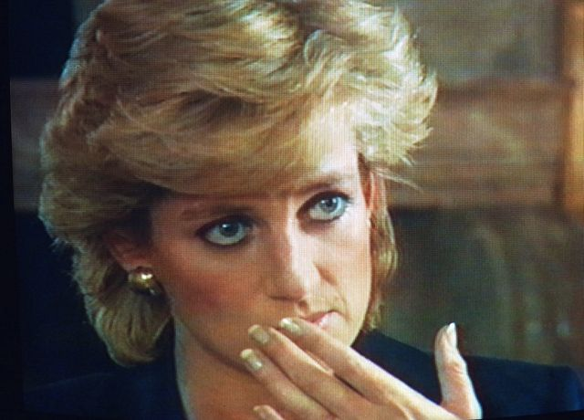 princess diana bbc interview 1995