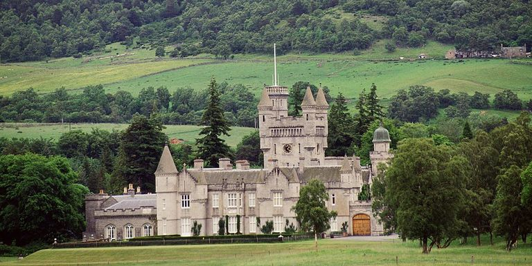 What Is Balmoral Castle Inside The Queen 39 S Scottish