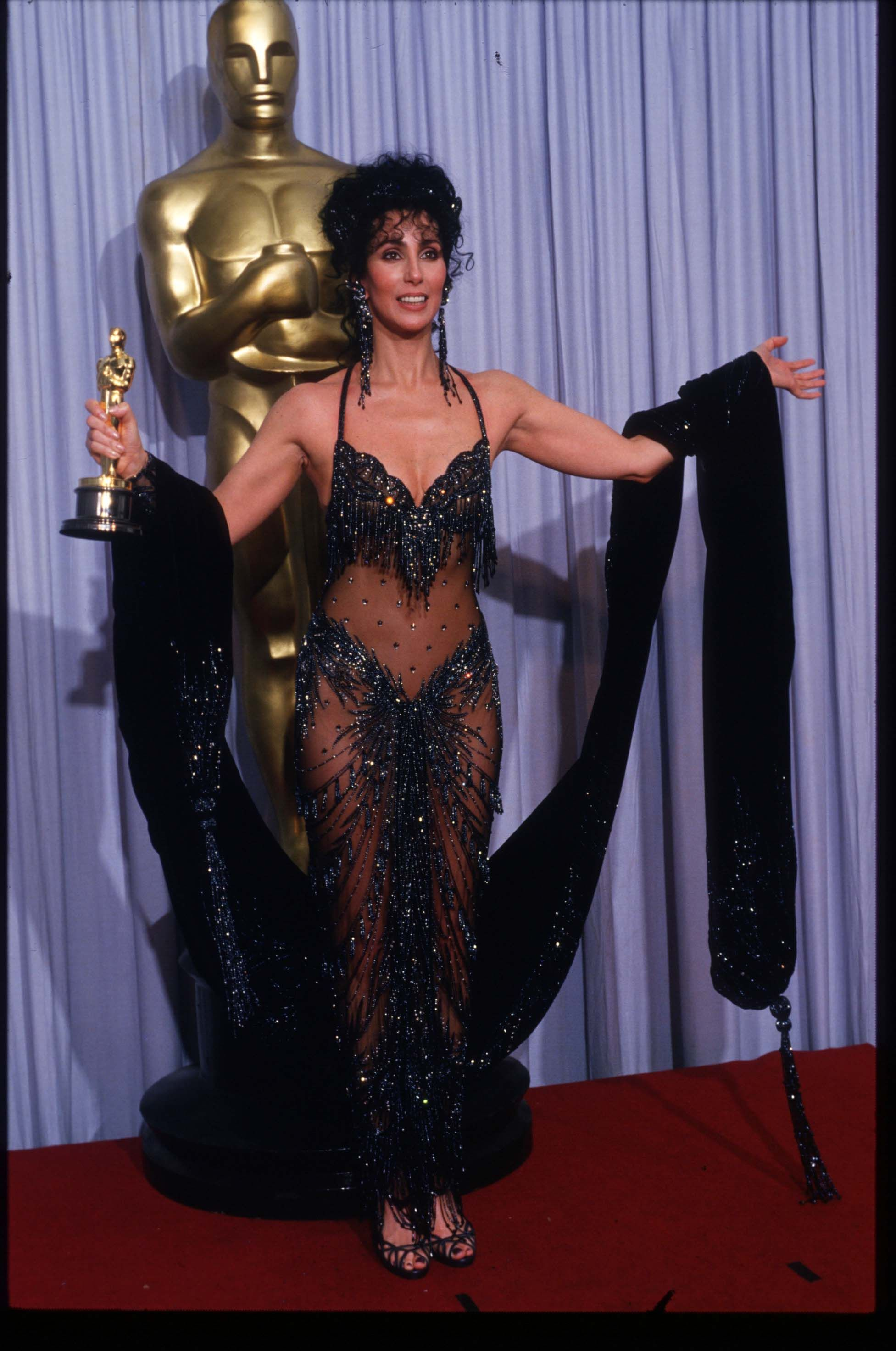 The Most Provocative Oscars Looks of All Time