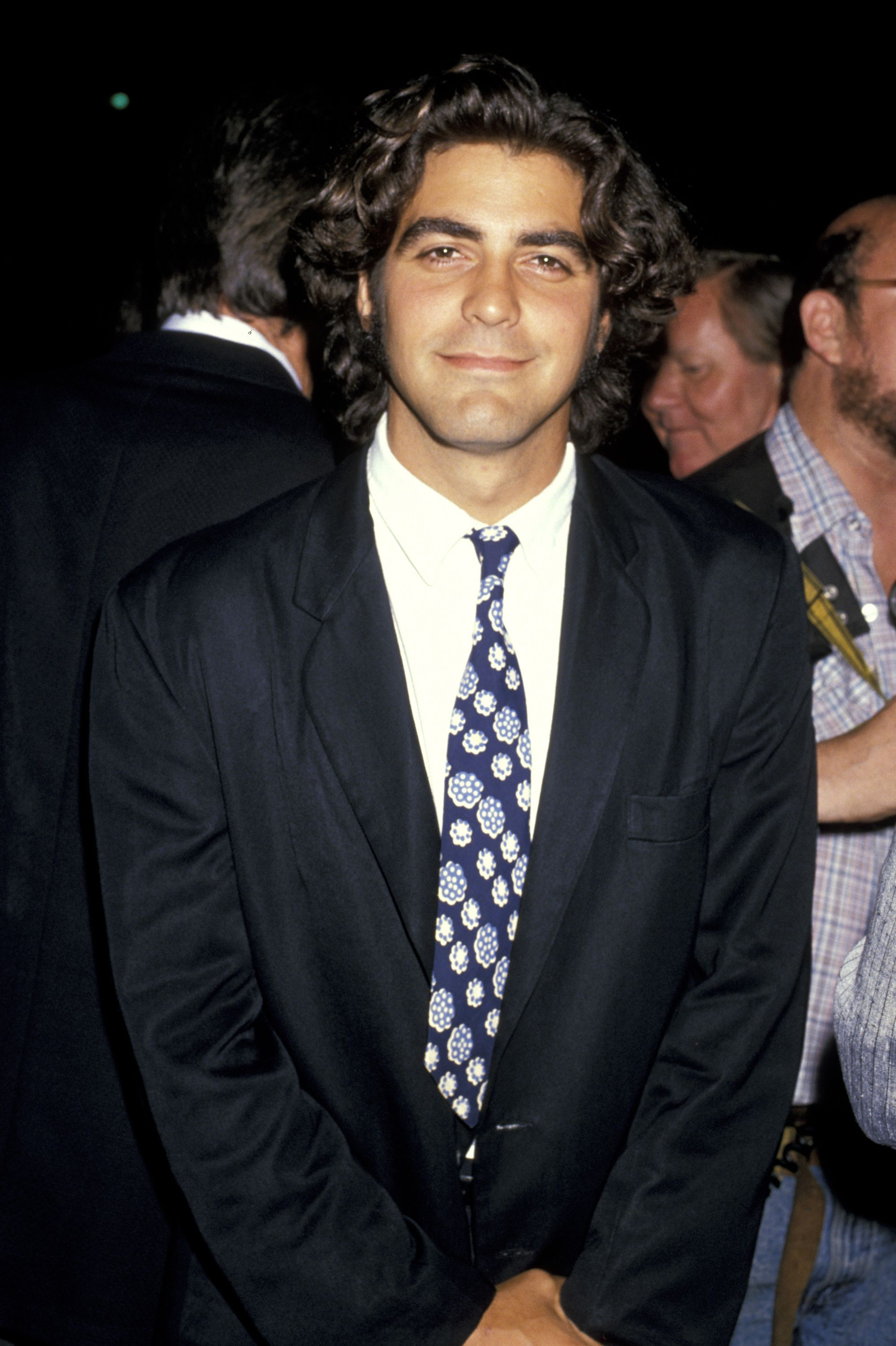Remembering George Clooney S Ever Changing Hair