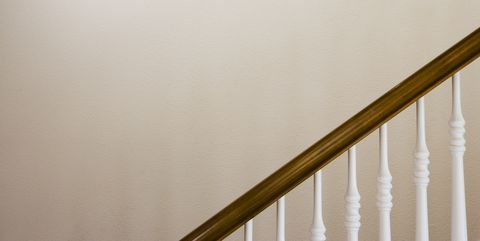 Handrail, Stairs, Product, Line, Wall, Baluster, Room, Architecture, Floor, Molding,