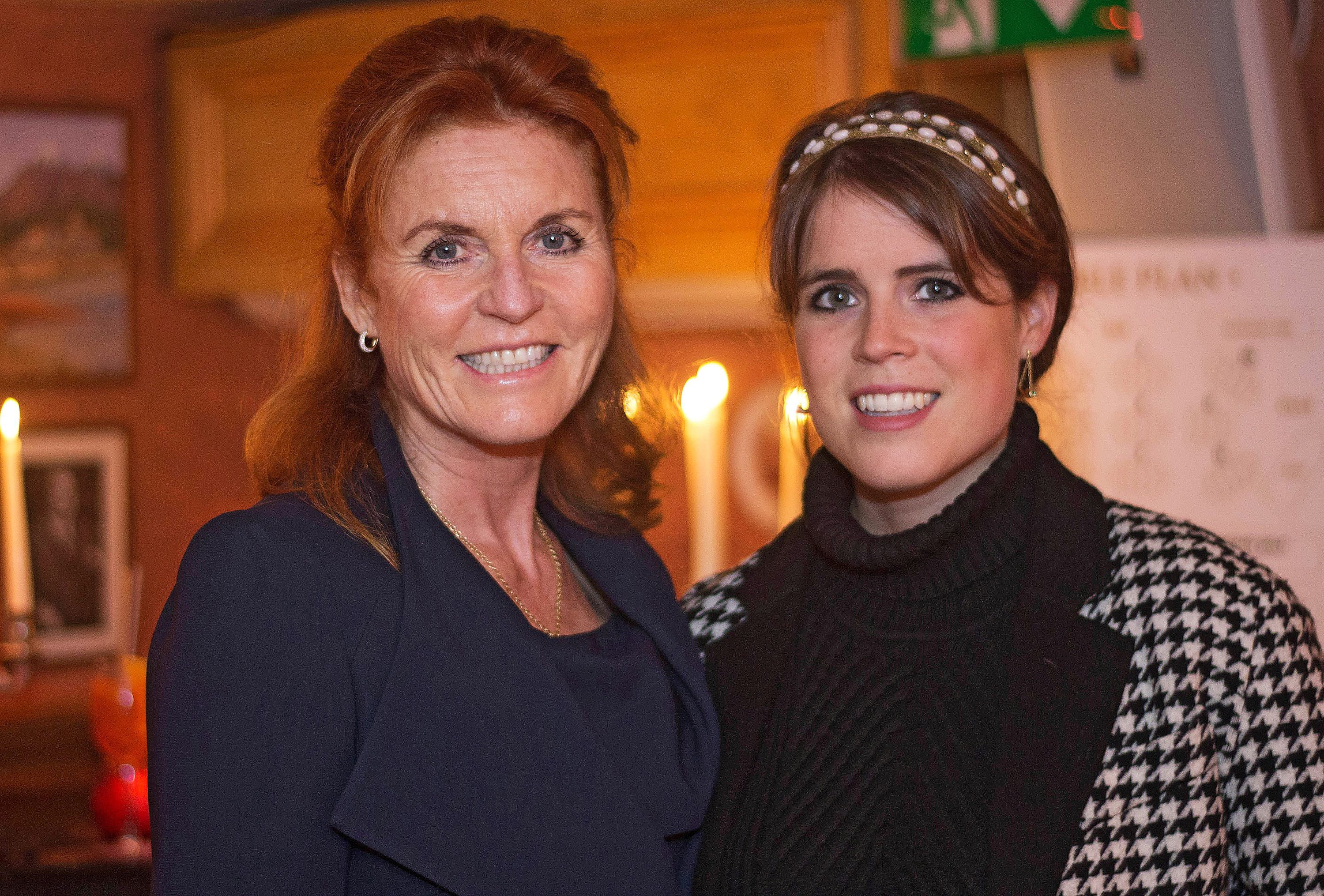 Princess Eugenie's Mom Sarah Ferguson Just Opened Up About Getting Plastic Surgery
