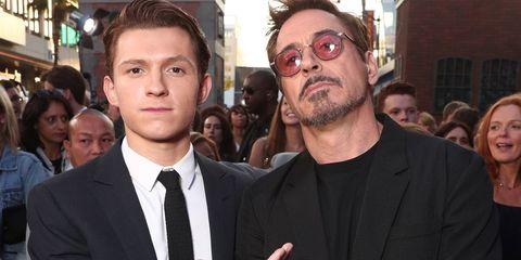 「鋼鐵人」小勞勃道尼在推特上回應,「小蜘蛛人」是因為這個原因才沒參加《復仇者聯盟4》的首映會!