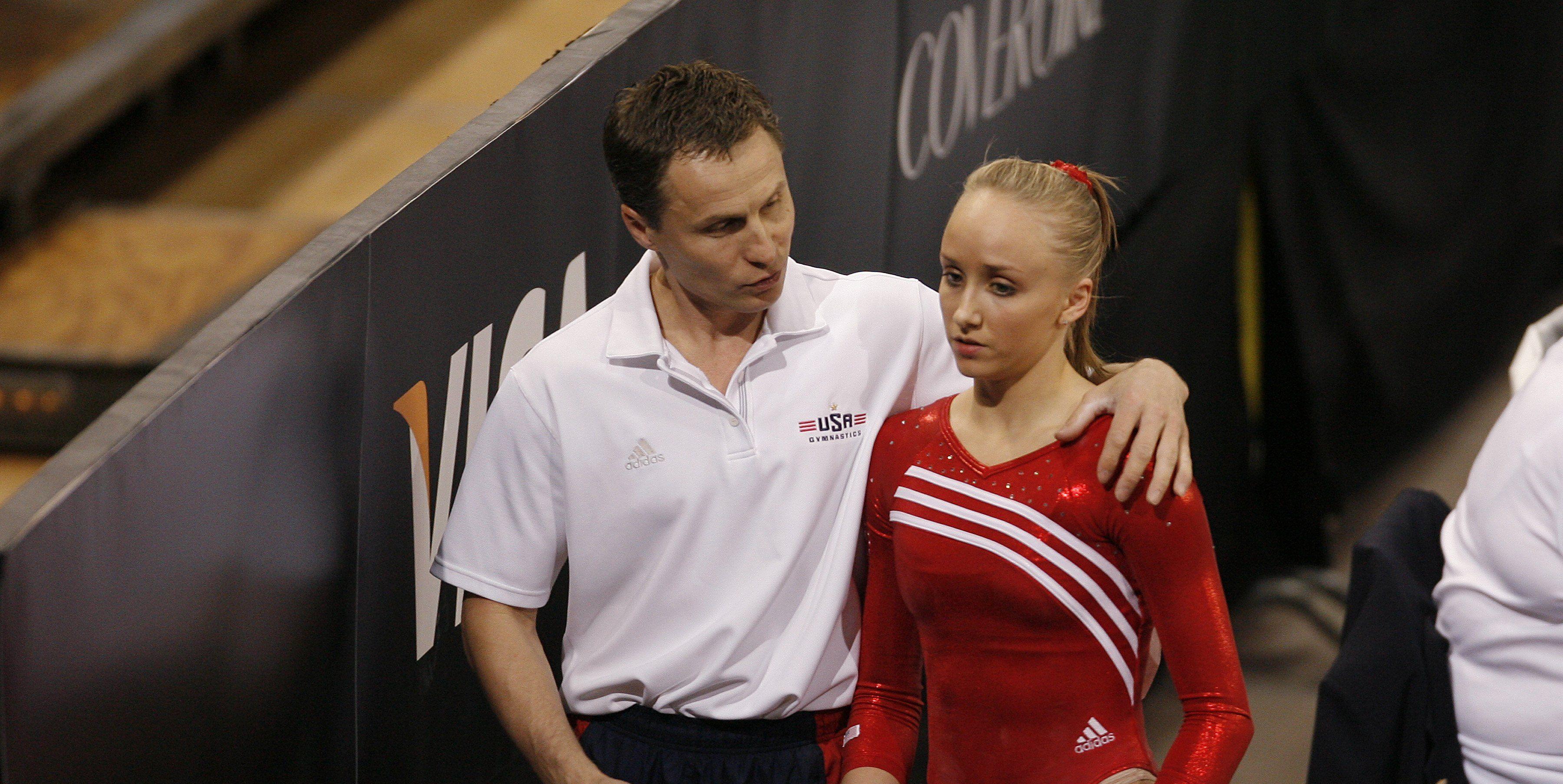 Nastia Liukin's Father Has Just Been Named USA Gymnastics' New Women's Coach