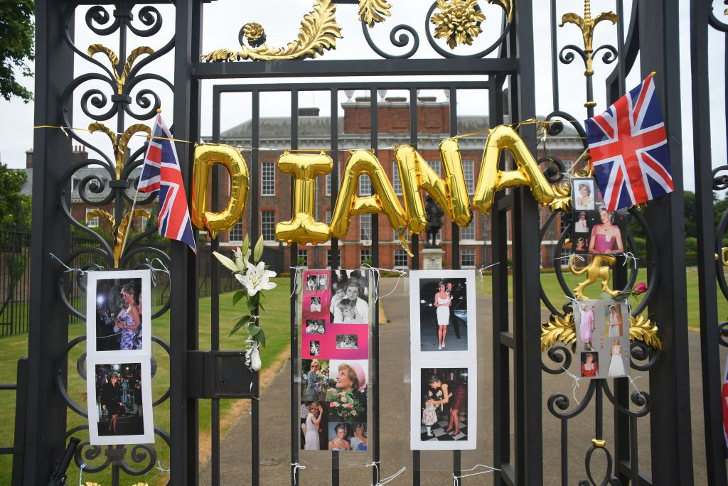 Princess Diana's Birthday 2017