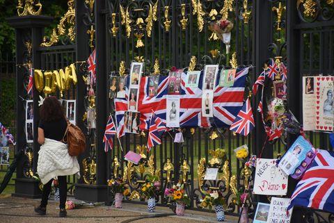Princess Diana's Birthday 2017