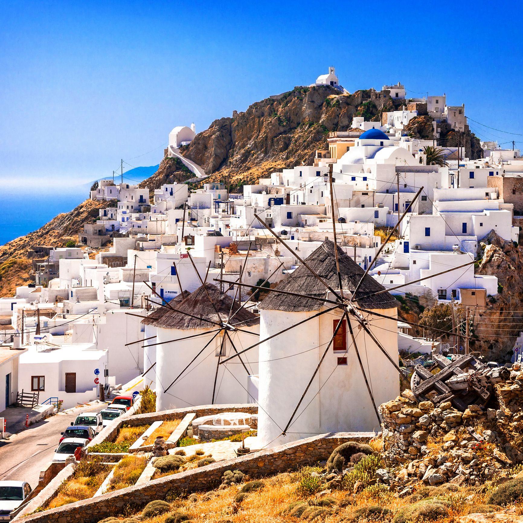 Quando tutti rientrano, prego andare in vacanza in Grecia a settembre