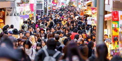 Crowd, People, Public space, Event, Snapshot, Bazaar, Pedestrian, Street, Shopping, Infrastructure,