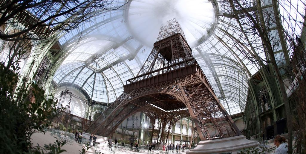 Iconic Chanel Sets Only Karl Lagerfeld Could Have Dreamed Up