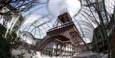 Architecture, Botany, Biome, Tree, Sky, Photography, Botanical garden, Building, Winter, Garden,