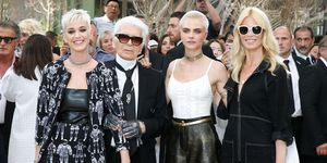 karl lagerfeld the white shirt project
