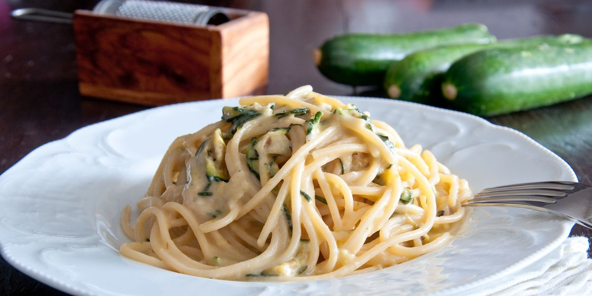 Make Spaghetti alla Nerano as seen in Stanley Tucci's Searching for Italy