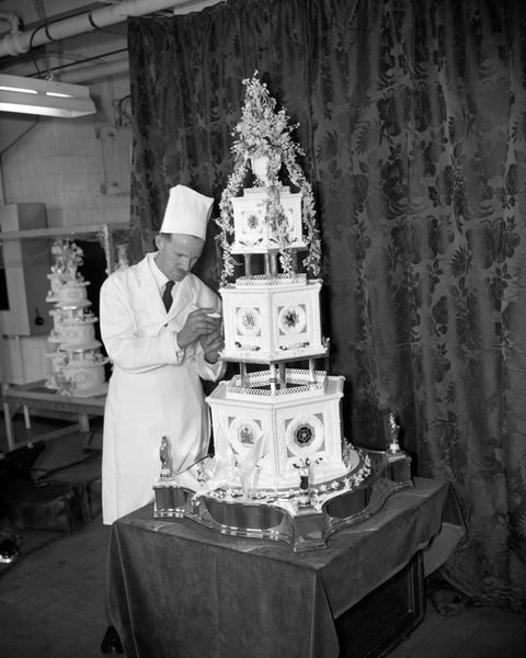British Royal Wedding Cakes: All The Meals British Royals Have Served At Their Weddings