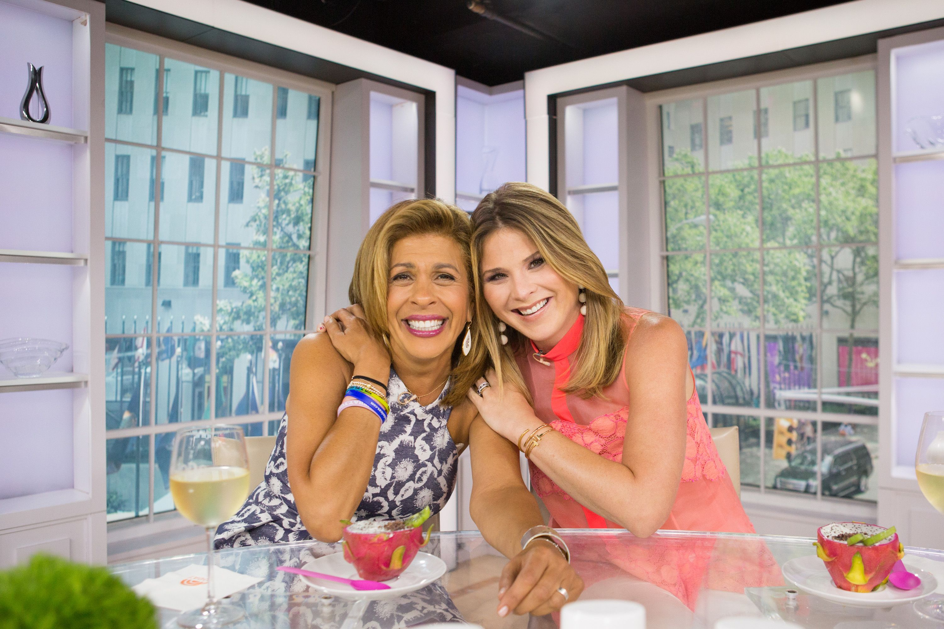 Hoda Kotb's Daughter and Jenna Bush Hager's Son Just Met, and the Photo is Too Cute