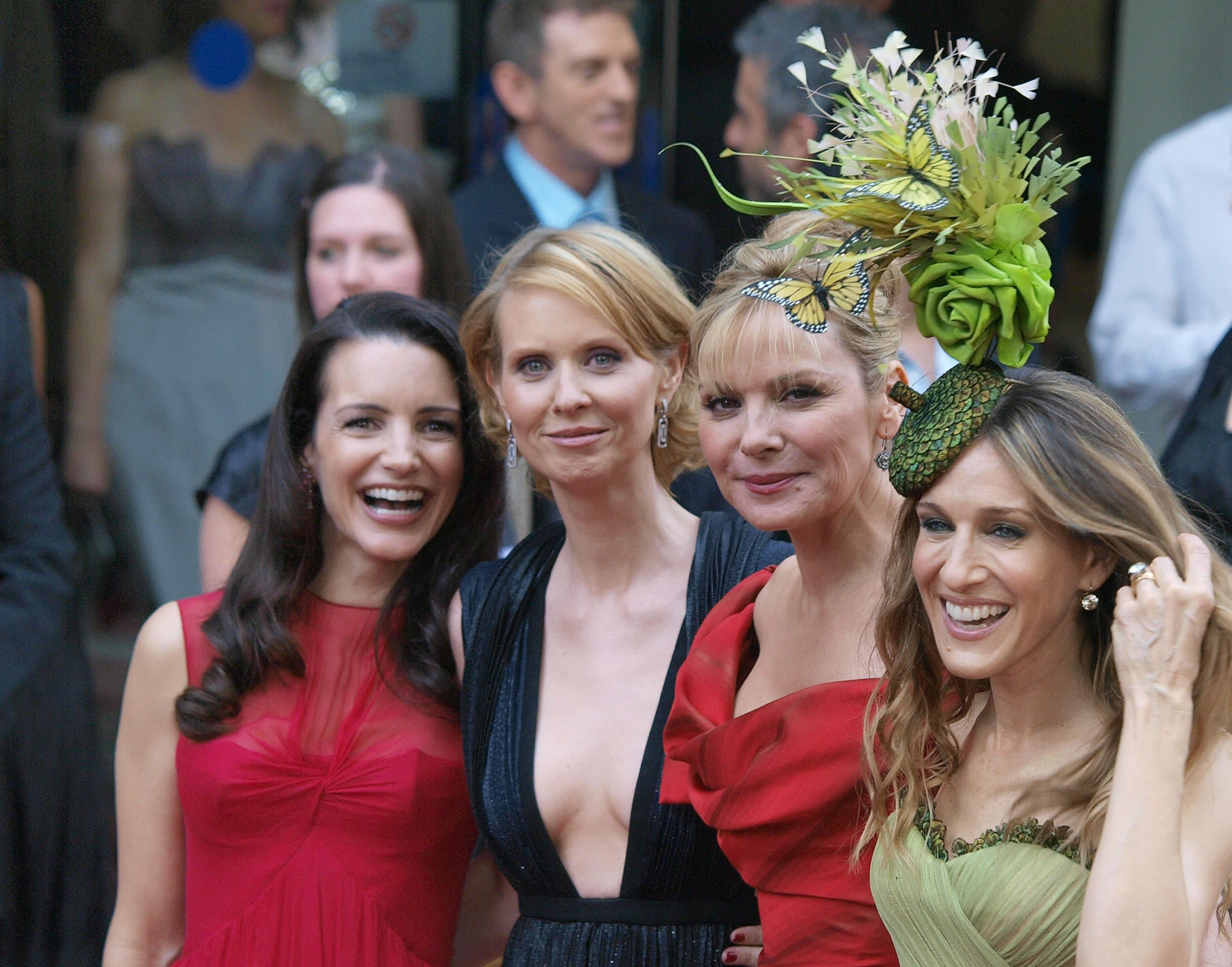 A Definitive Timeline of Sarah Jessica Parker and Kim Cattrall's Sex and the City Feud