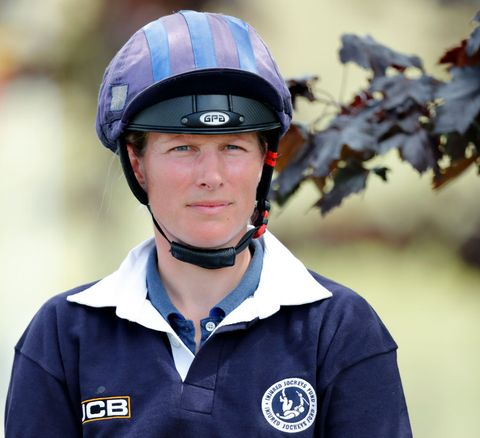 Zara Tindall, thequeen's granddaughter, on BBCBreakfast