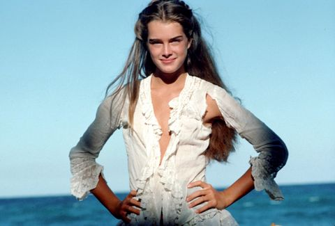 unspecified   circa 1980  photo of brooke shields  photo by michael ochs archivesgetty images