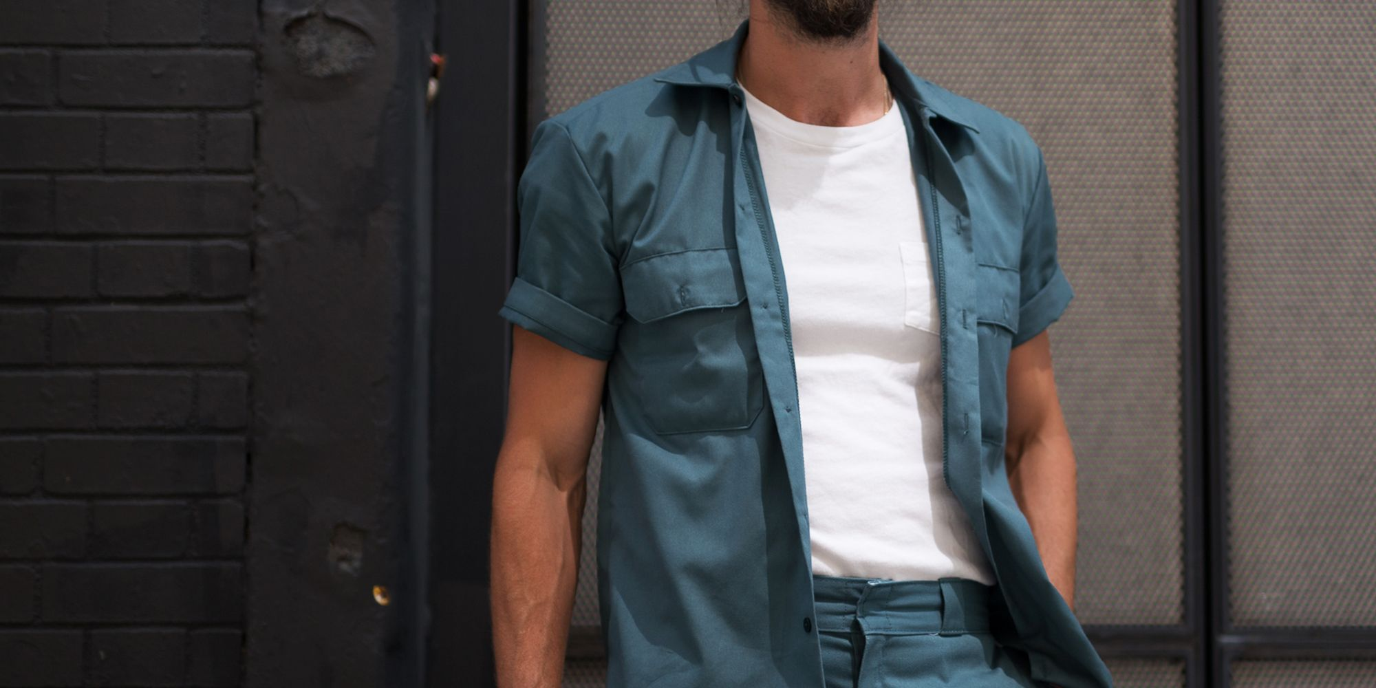 A Good Undershirt Is the Secret to a Comfortable, Stylish Summer