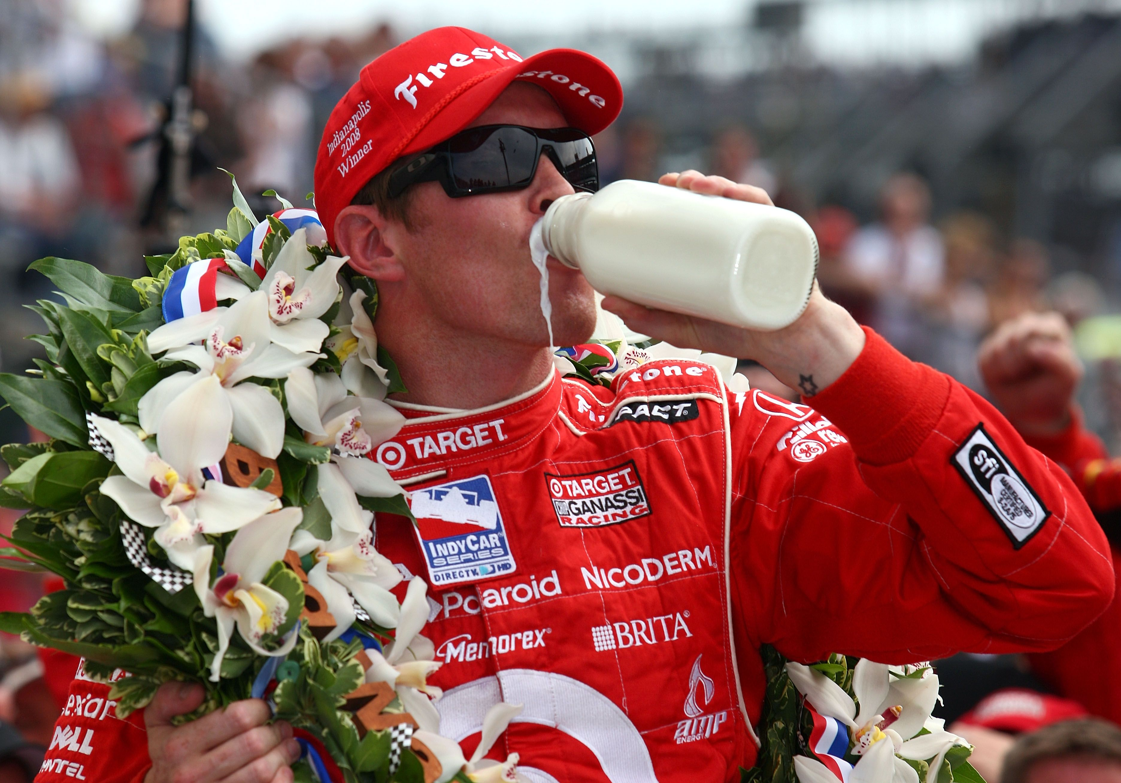 Why Is Big Dairy Keeping Buttermilk Away from Indy 500 Winners?