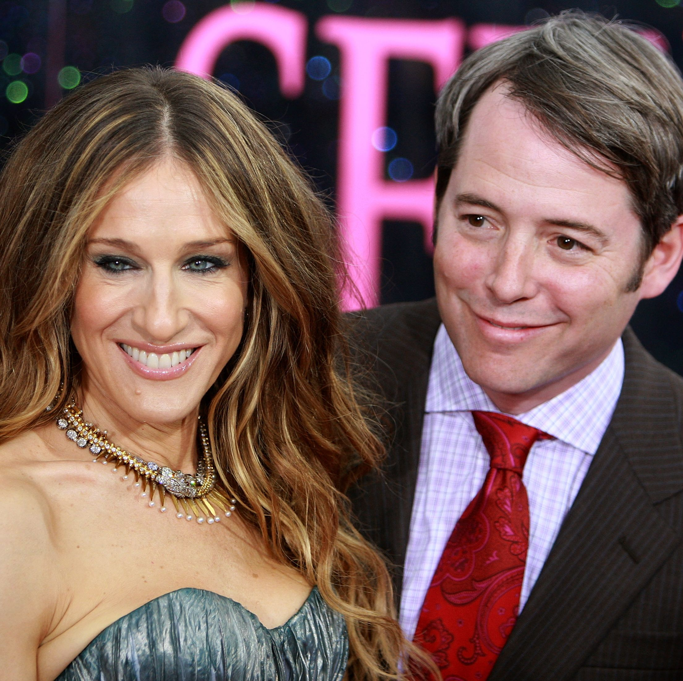 A Reminder That Sarah Jessica Parker and Matthew Broderick's Marriage Is Inspiring