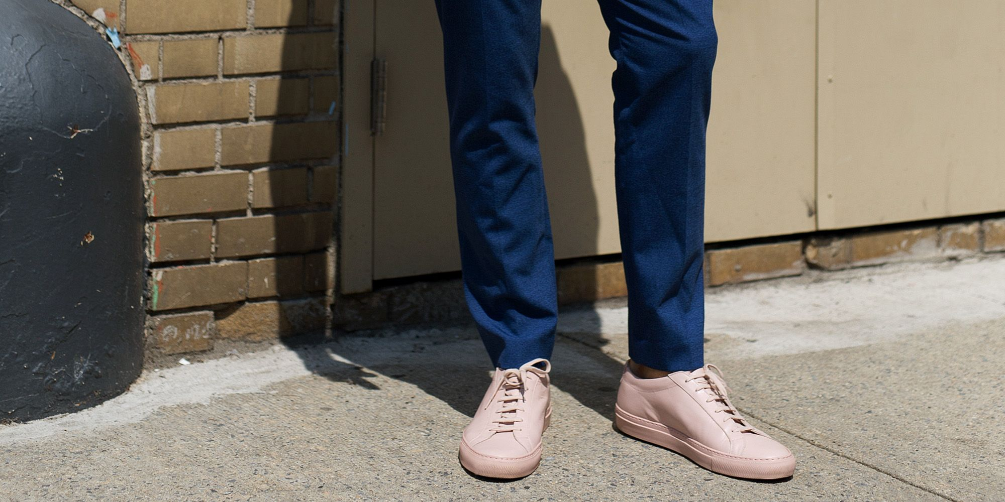 13 Sneakers That Look Great With a Suit