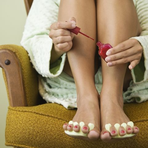 Pedicure At Home Our Fool Proof Four Step Guide